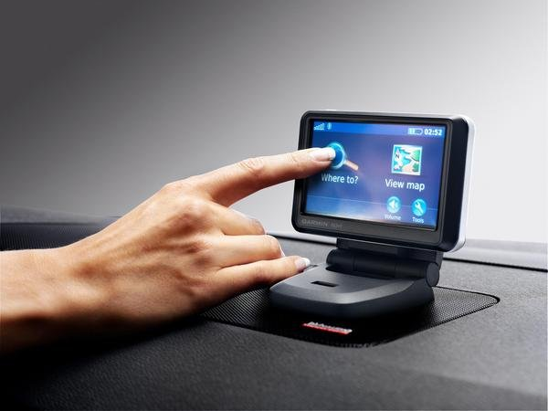 Garmin Navigation Systems For Cars : Volvo cars get portable garmin navigation system car