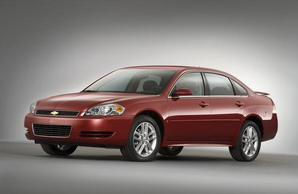 2008 chevrolet impala 50th anniversary edition car. Black Bedroom Furniture Sets. Home Design Ideas