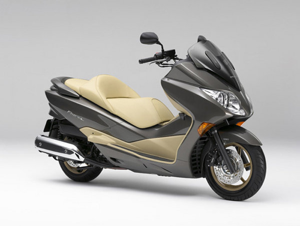 2008 Honda FORZA (ABS) Review - Top Speed