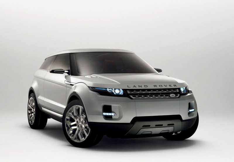 2008 Land Rover LXR Concept - image 220234