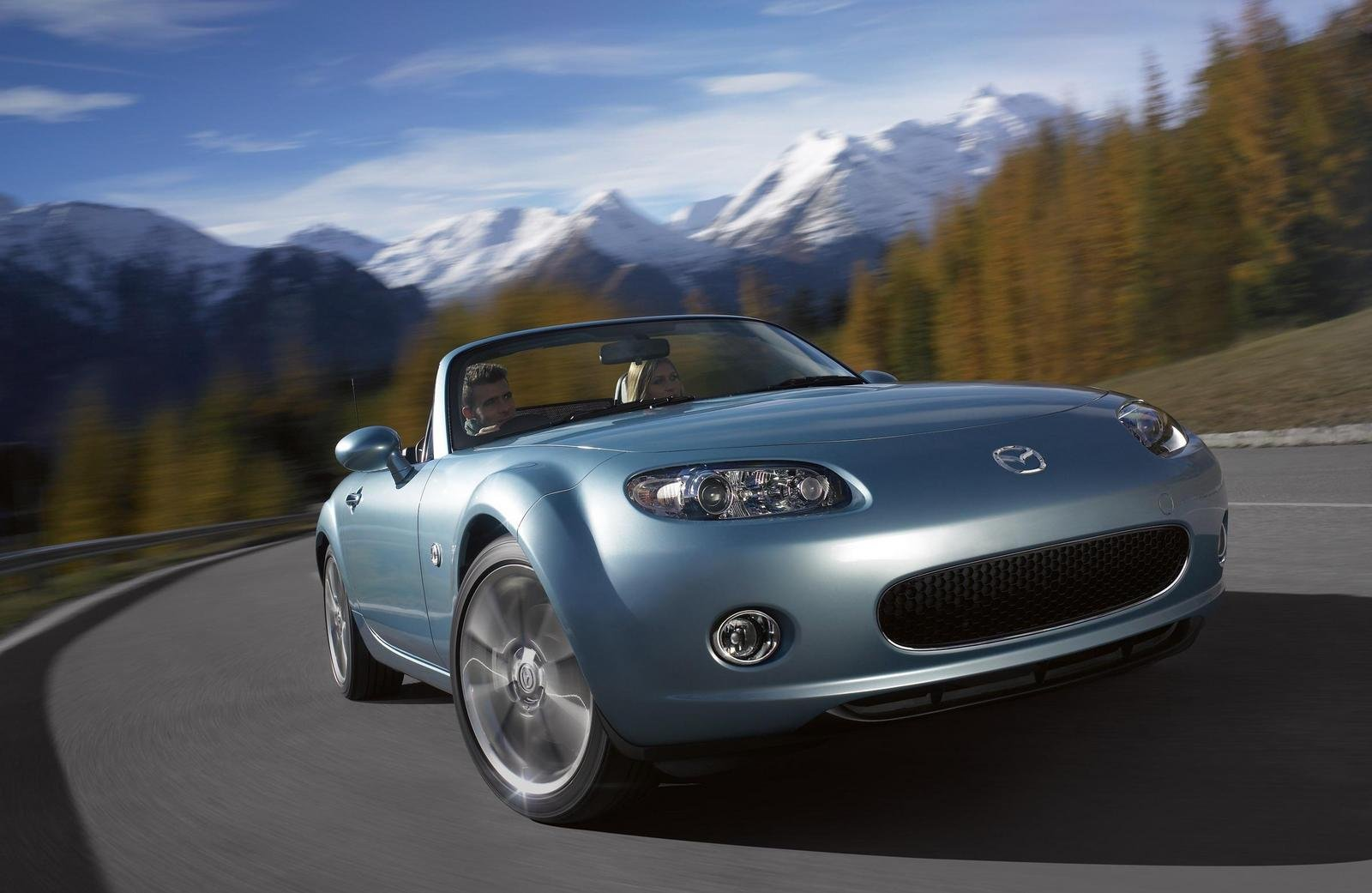2008 mazda mx 5 niseko edition review top speed. Black Bedroom Furniture Sets. Home Design Ideas