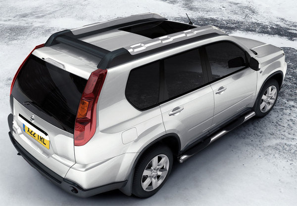 2008 Nissan X Trail Arctix Review Top Speed