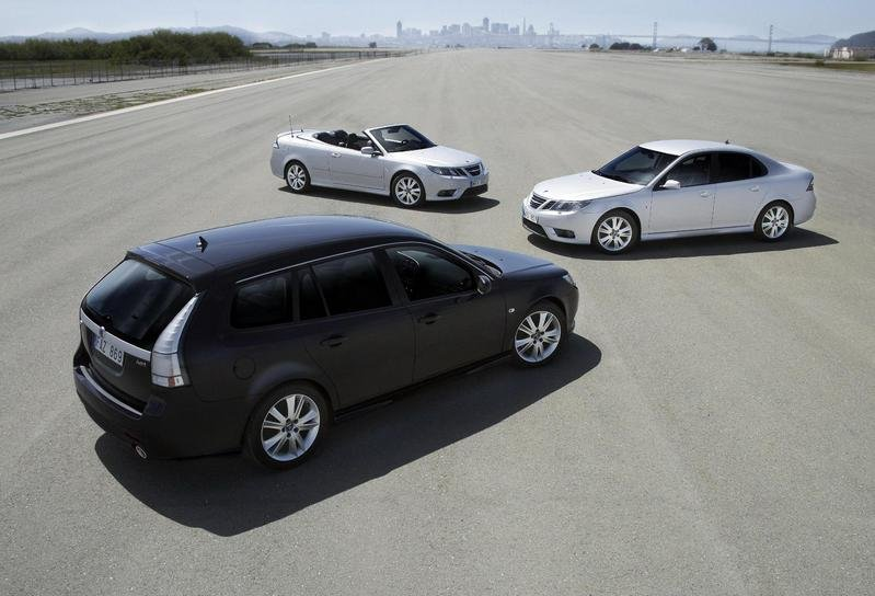 2008 Saab 9-3 earned Top Safety Pick Award