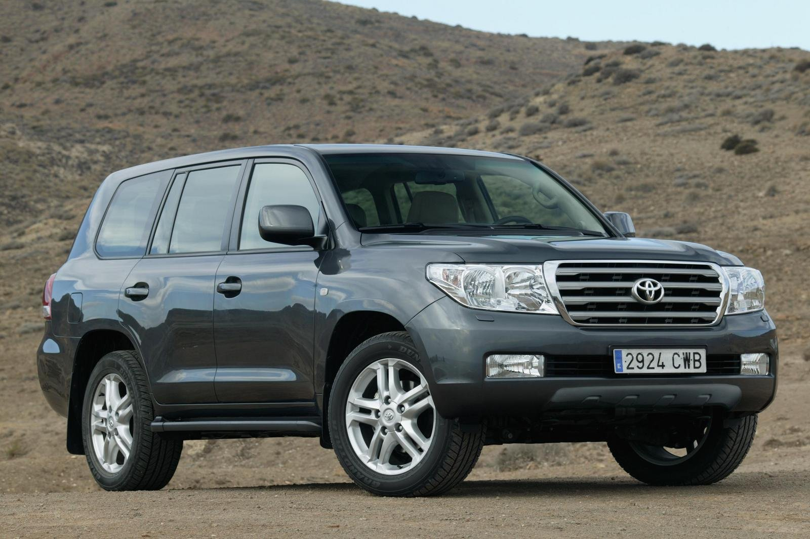 2008 toyota land cruiser v8 picture 219422 car review top speed. Black Bedroom Furniture Sets. Home Design Ideas