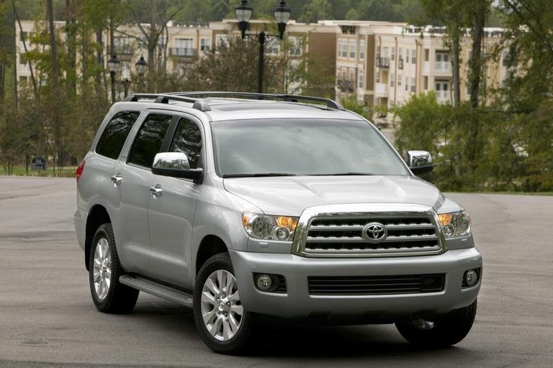 2008 Toyota Sequoia pricing announced