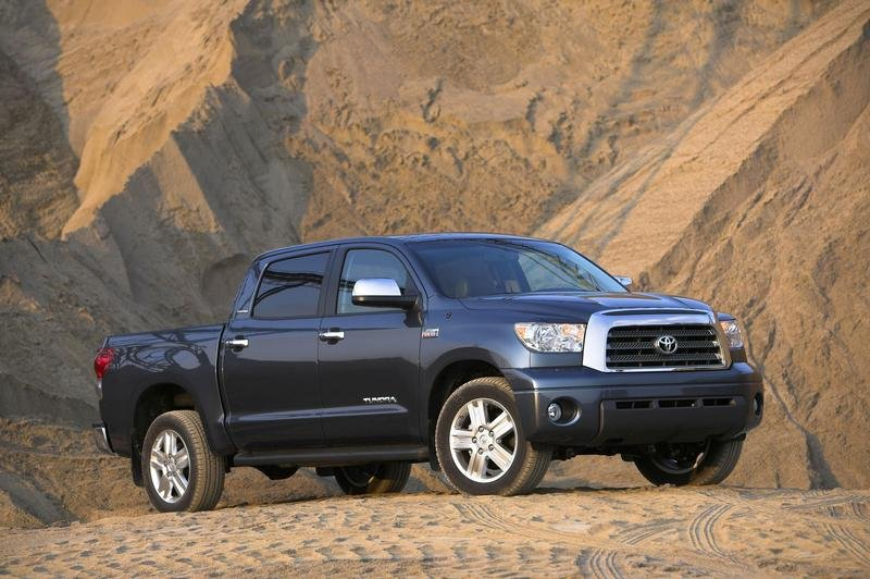 2008 Toyota Tundra - Motor Trend Truck of the Year