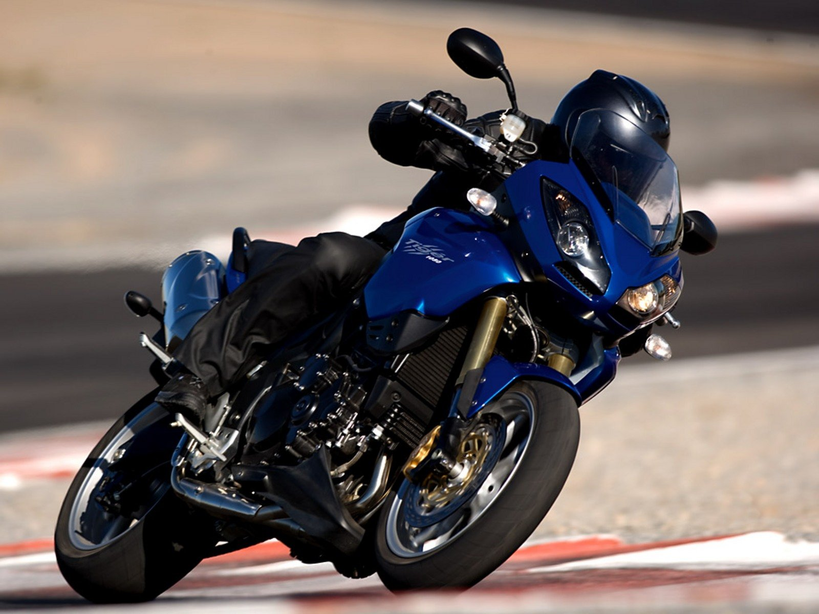 2008 Triumph Tiger 1050 Review Top Speed