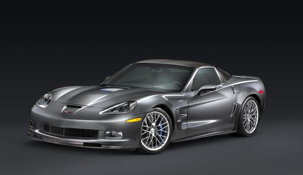 6.2009 Chevrolet Corvette ZR1