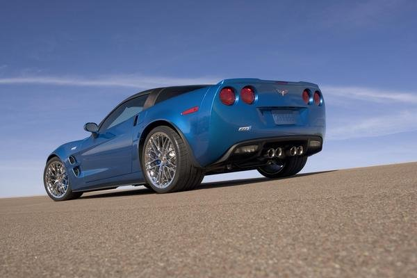 11.2009 Chevrolet Corvette ZR1