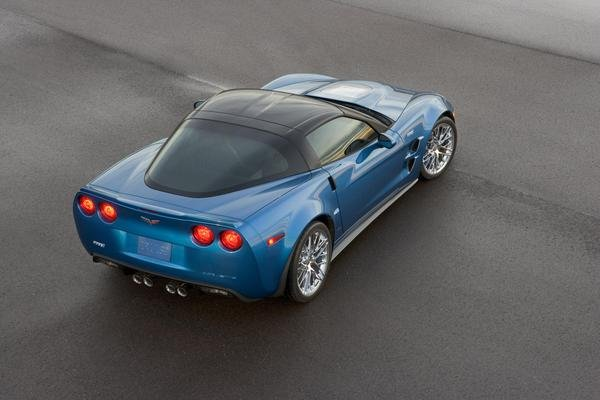 35.2009 Chevrolet Corvette ZR1