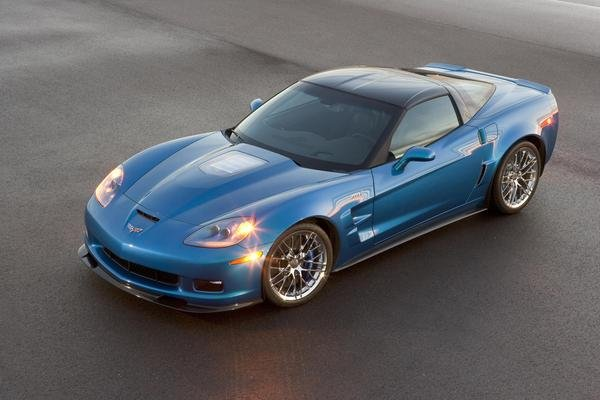 34.2009 Chevrolet Corvette ZR1