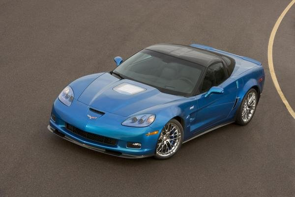 32.2009 Chevrolet Corvette ZR1