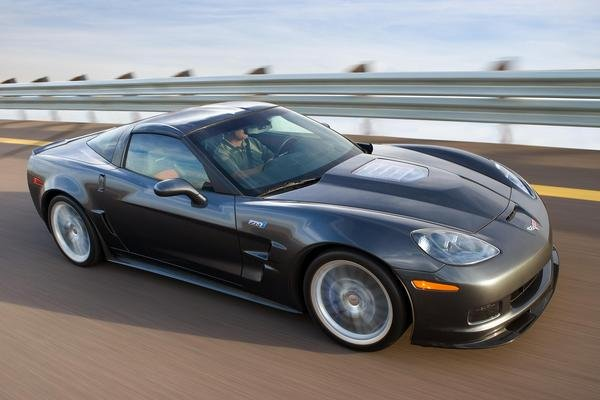 27.2009 Chevrolet Corvette ZR1