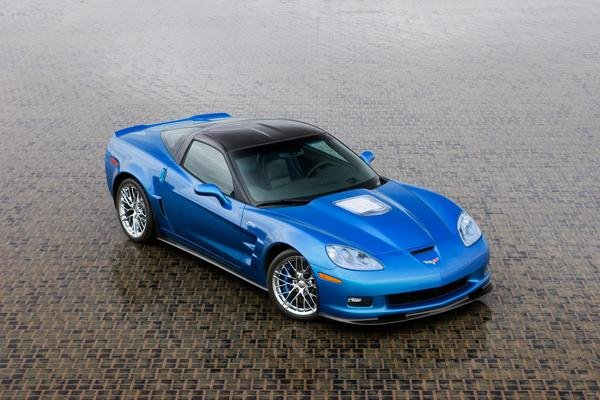 40.2009 Chevrolet Corvette ZR1
