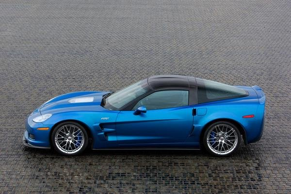 39.2009 Chevrolet Corvette ZR1