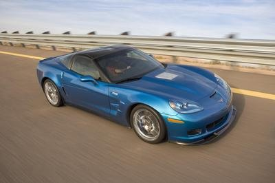 2009 Chevrolet Corvette ZR1 - image 221025