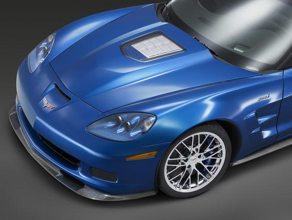 5.2009 Chevrolet Corvette ZR1
