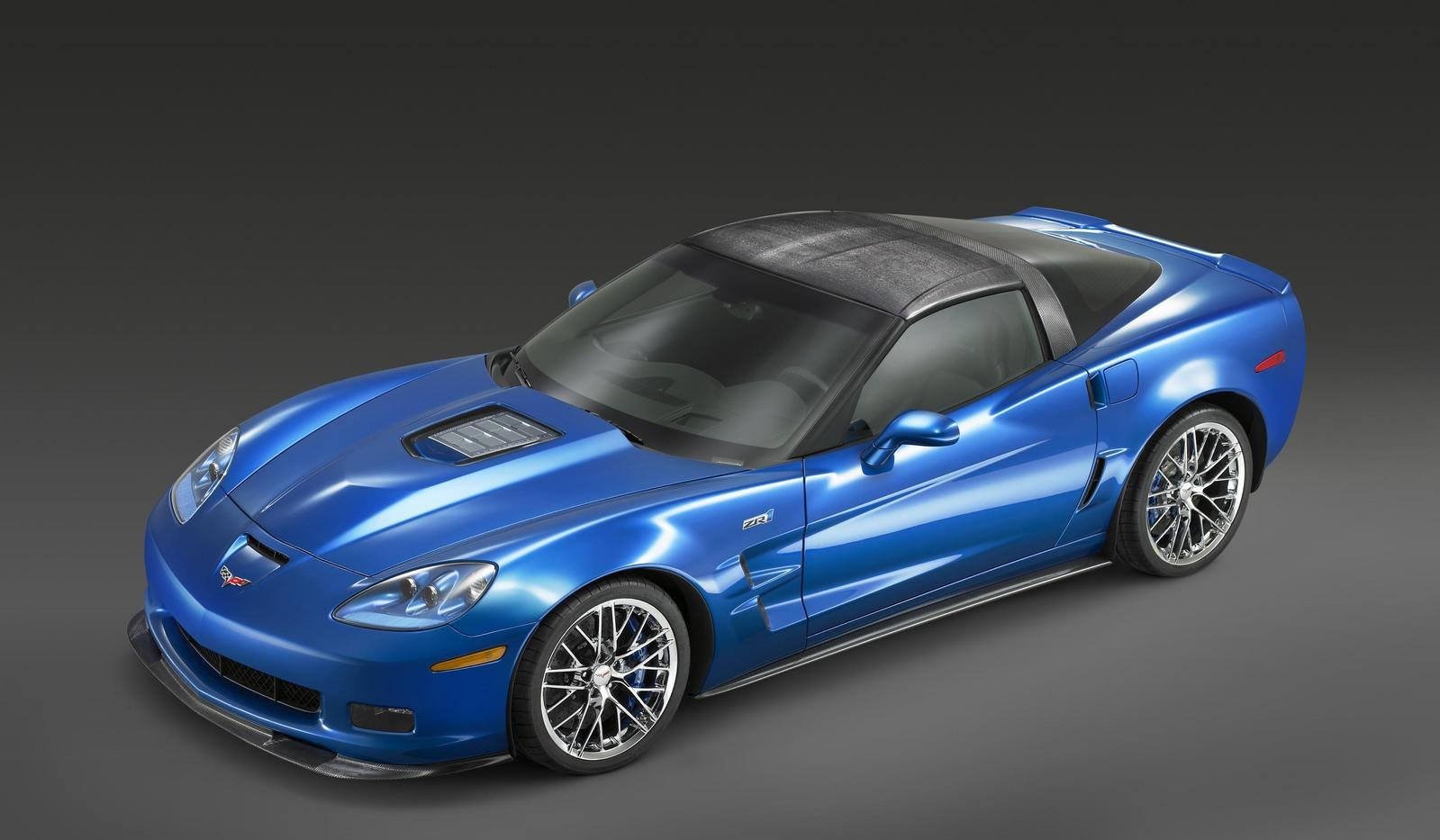 Charmant 2009 Chevrolet Corvette ZR1 Review   Top Speed. »