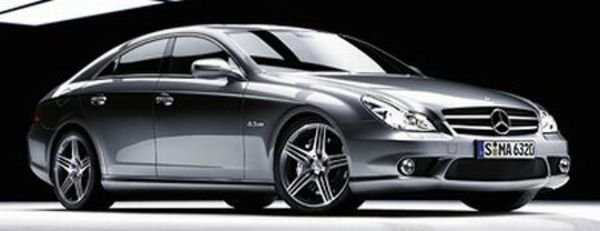 2009 CLS63 AMG Facelift First Images News - Top Speed