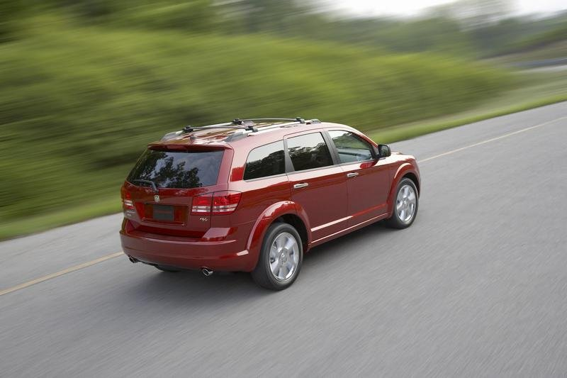 2009 Dodge Journey pricing announced