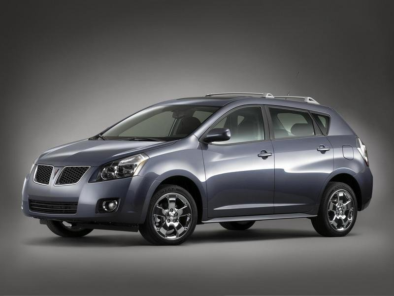 2009 Pontiac Vibe pricing announced