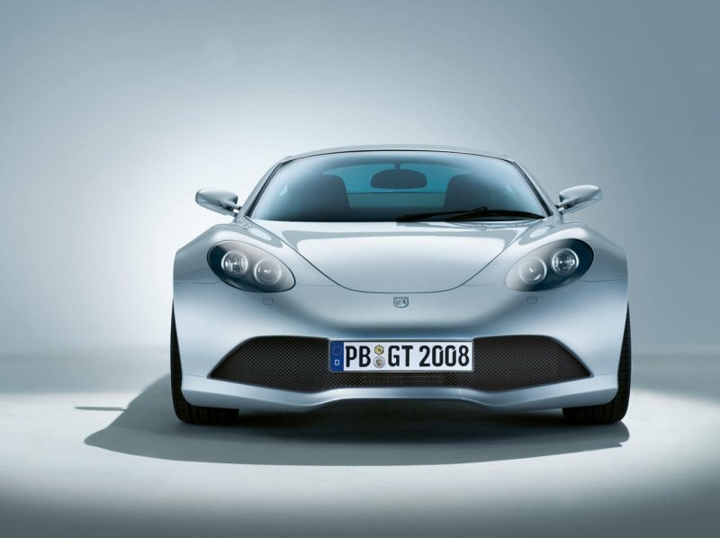 Artega GT production will start in May 2008