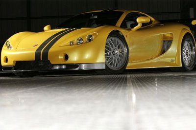 Ascari A10 has smashed the Top Gear lap record