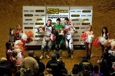 Awesome debut for Martin on Husqvarna in the Sx Tour 2007