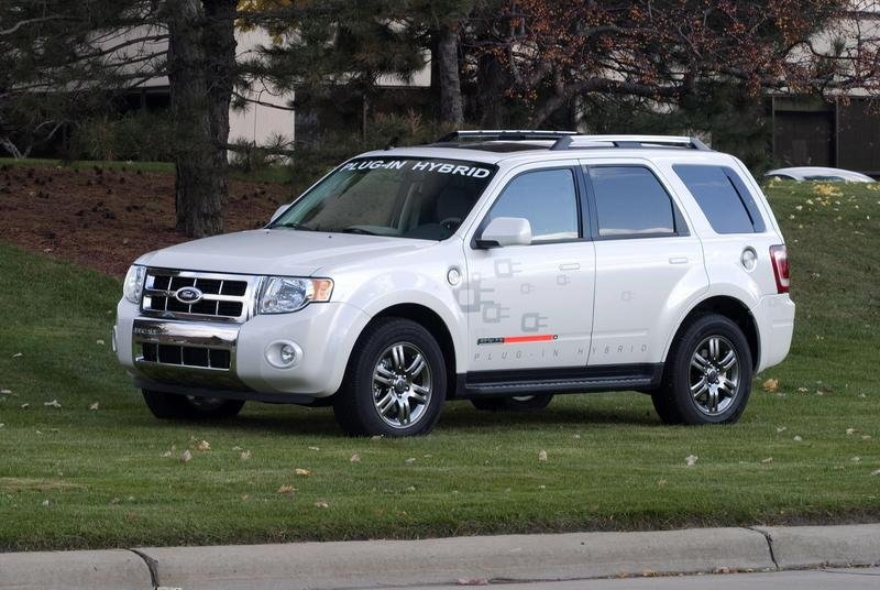 2007 Ford Escape Plug-in Hybrid