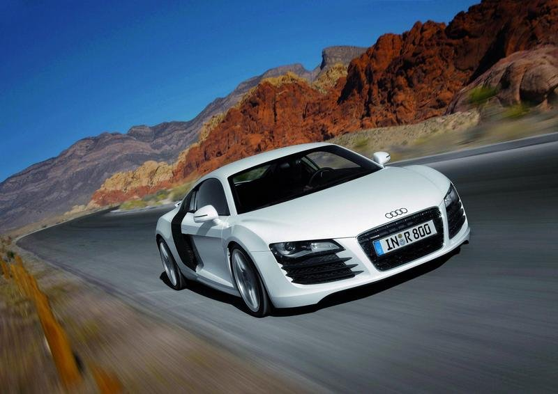 Future Audi R8 Spider wil be featured in Super Bowl XLII