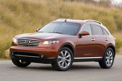 Future Infiniti FX also coming with hybrid engine