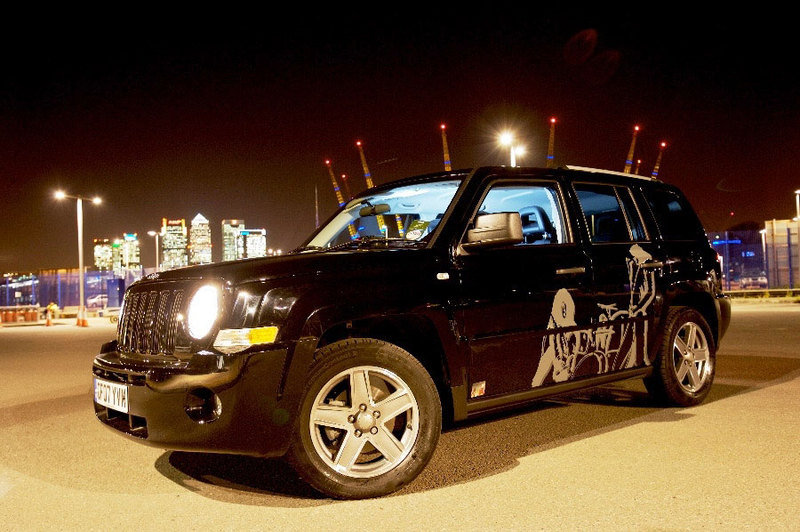 2007 Led Zeppelin Jeep Patriot Limited Edition