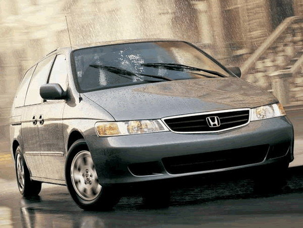 Town And Country Honda >> Old Honda Van Outselling New Dodge? News - Top Speed