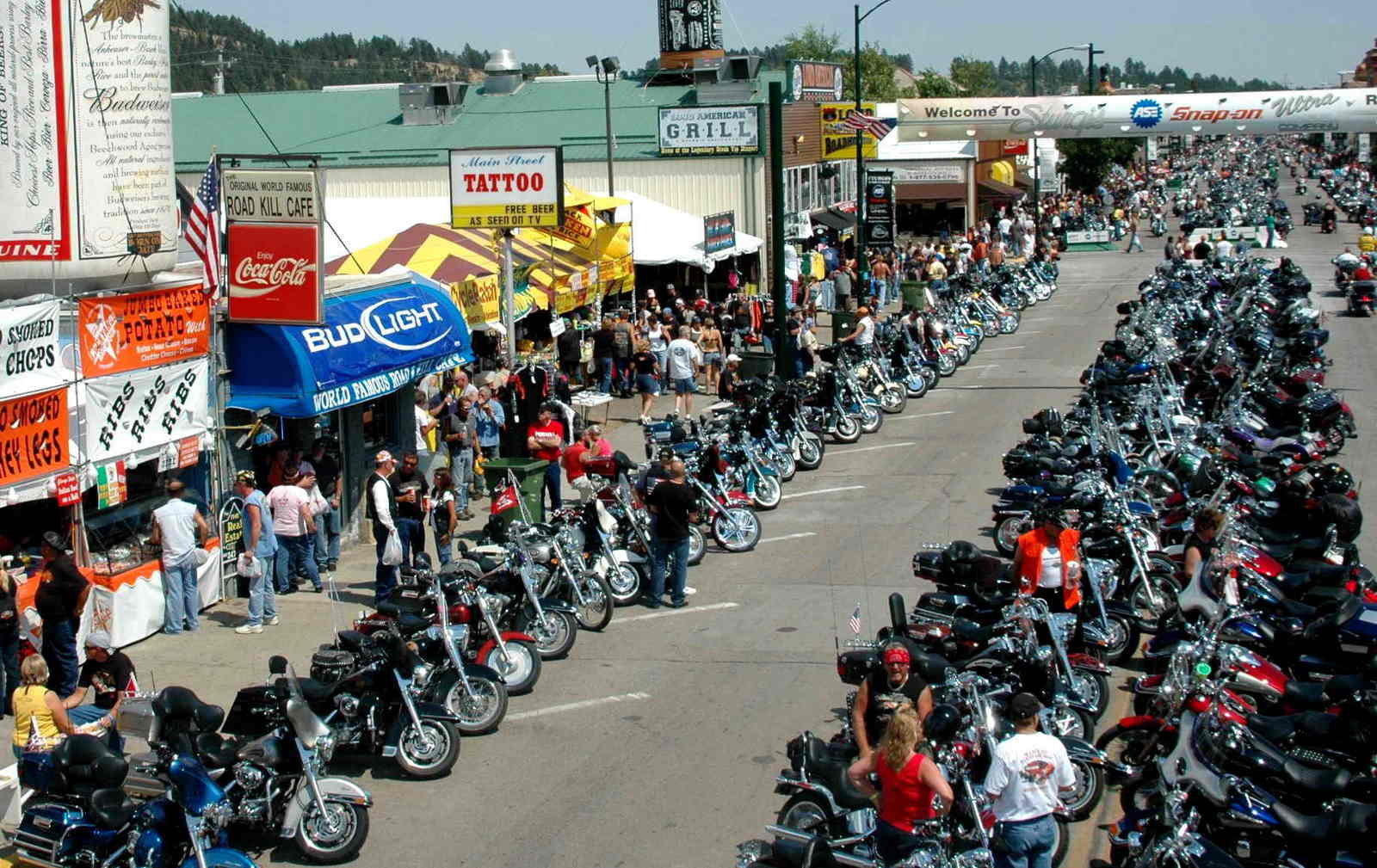 Sturgis Rally 2017: Second fatality reported; crashes, DUIs up
