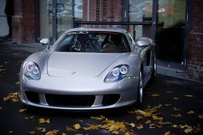 Beau Porsche Carrera GT By Edo Competition