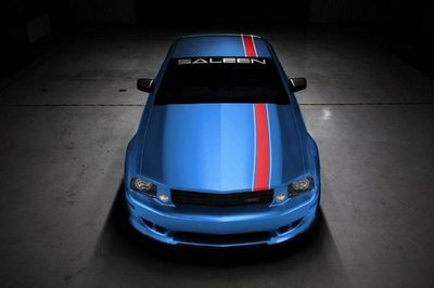 Saleen Patriot Mustang Limited Edition