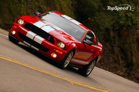 ford gt500 shelby mustang. The Ford Shelby GT500#39;s