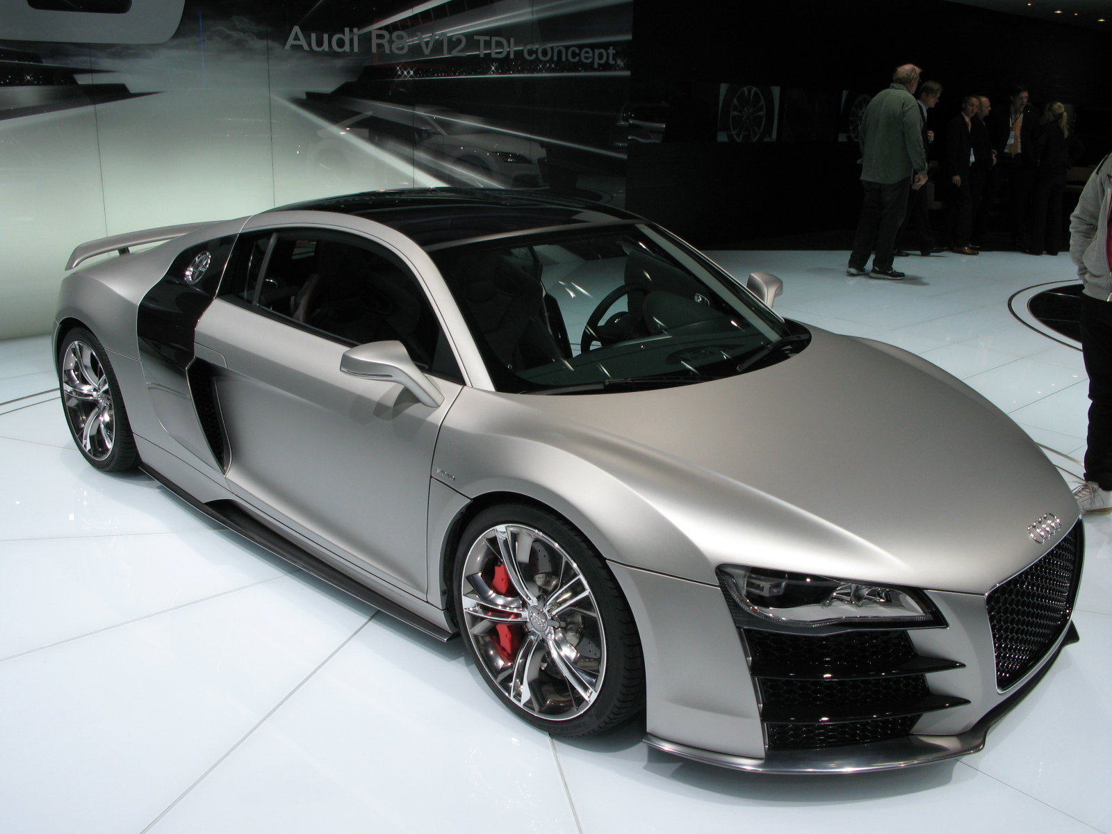 2008 audi r8 v12 tdi related infomation,specifications - weili