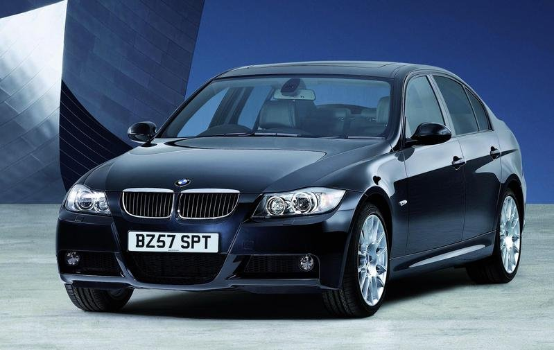 image gallery 2008 bmw 3 series. Black Bedroom Furniture Sets. Home Design Ideas
