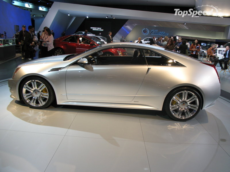 2008 Cadillac Cts Coupe Concept Review