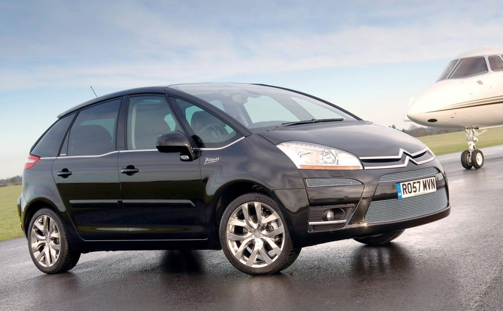 2008 citroen c4 picasso lounge review top speed. Black Bedroom Furniture Sets. Home Design Ideas