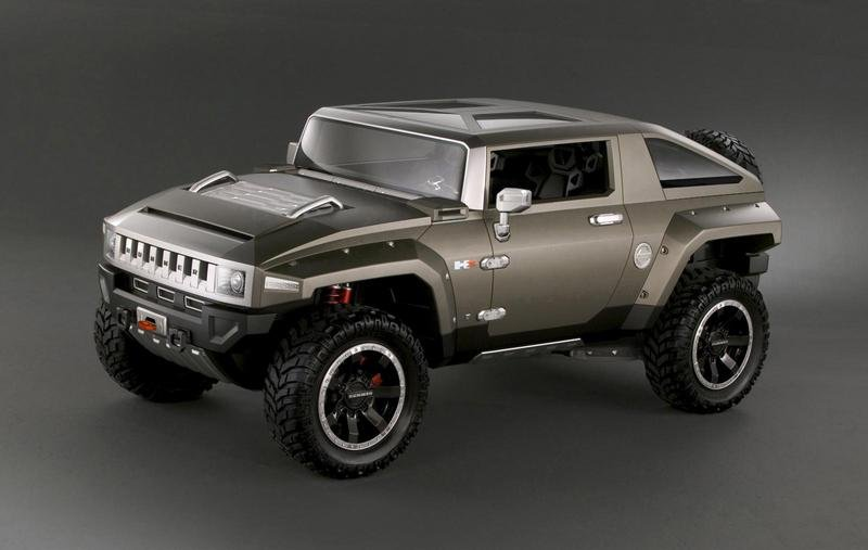 2008 Hummer HX Concept - image 223020