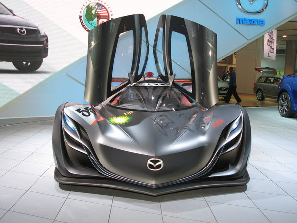 2008 mazda furai car review top speed. Black Bedroom Furniture Sets. Home Design Ideas