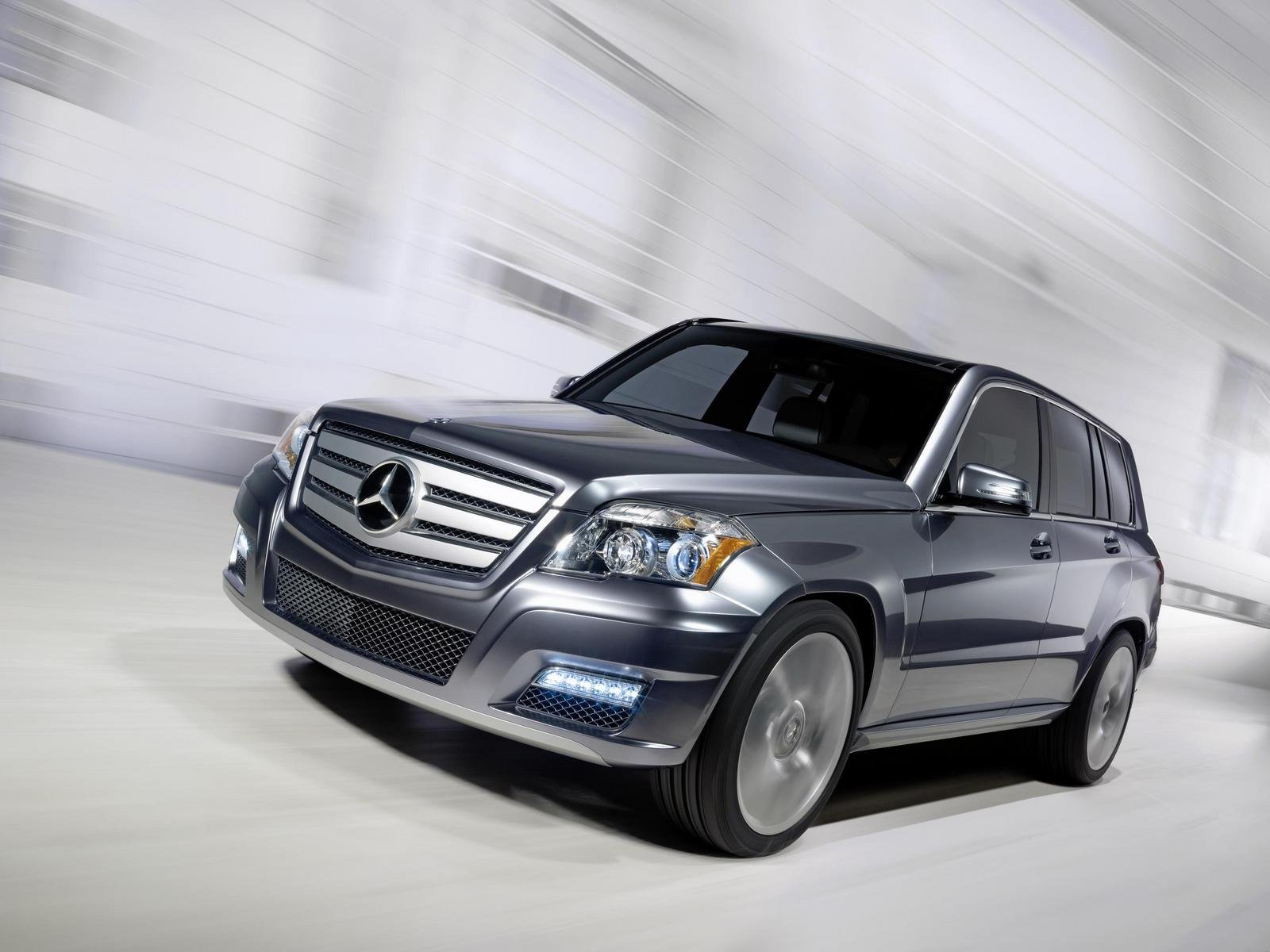2008 mercedes vision glk townside review top speed. Black Bedroom Furniture Sets. Home Design Ideas
