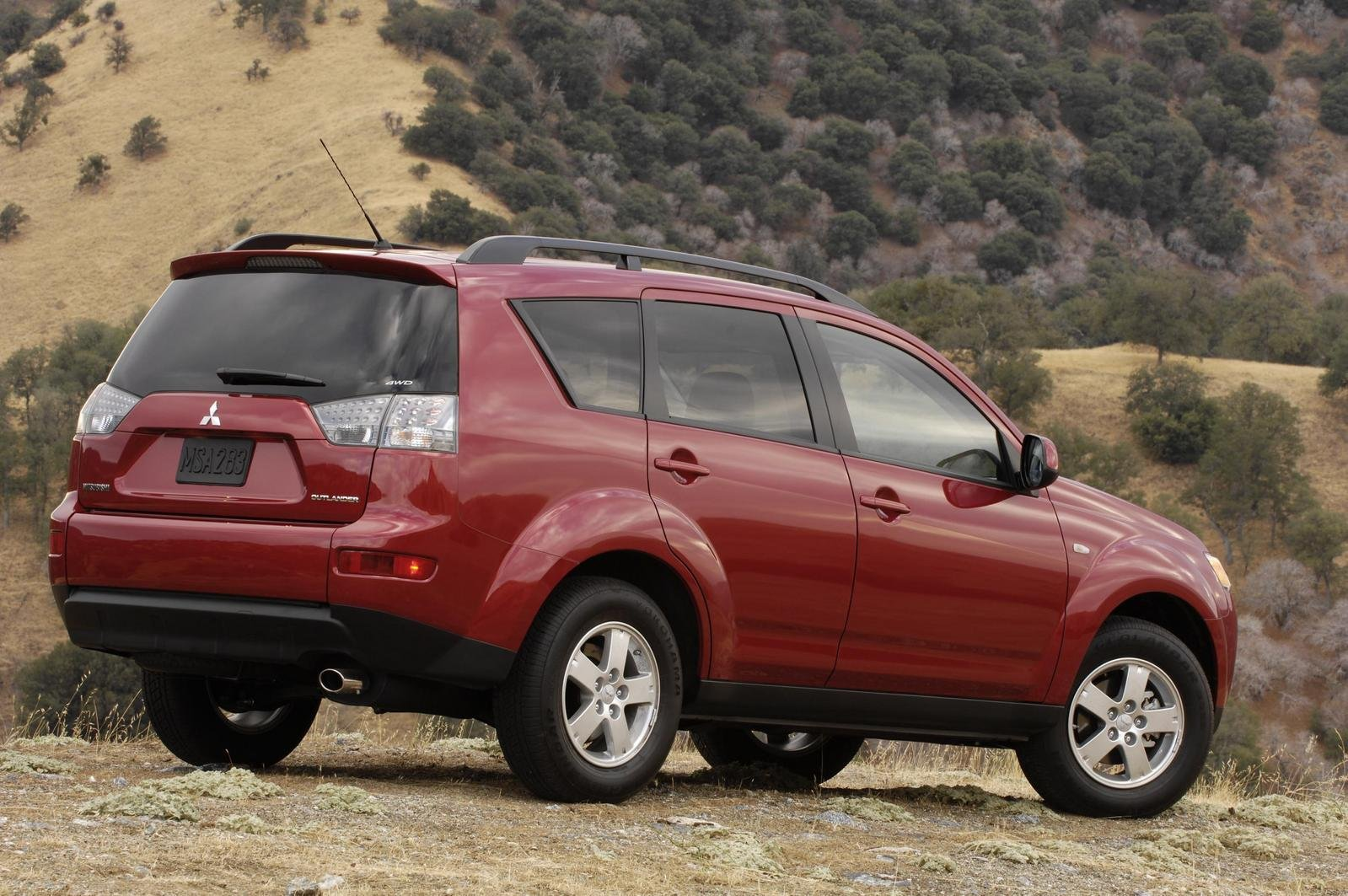 2008 mitsubishi outlander pricing announced picture 226549 car news top speed. Black Bedroom Furniture Sets. Home Design Ideas