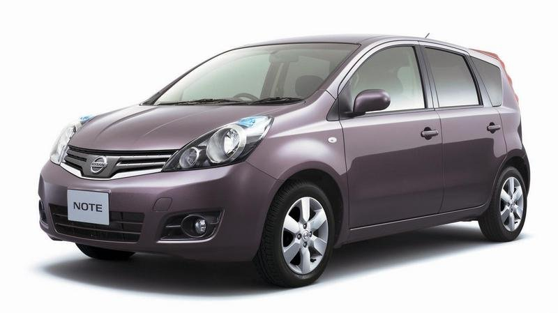 nissan note reviews specs prices photos and videos top speed. Black Bedroom Furniture Sets. Home Design Ideas