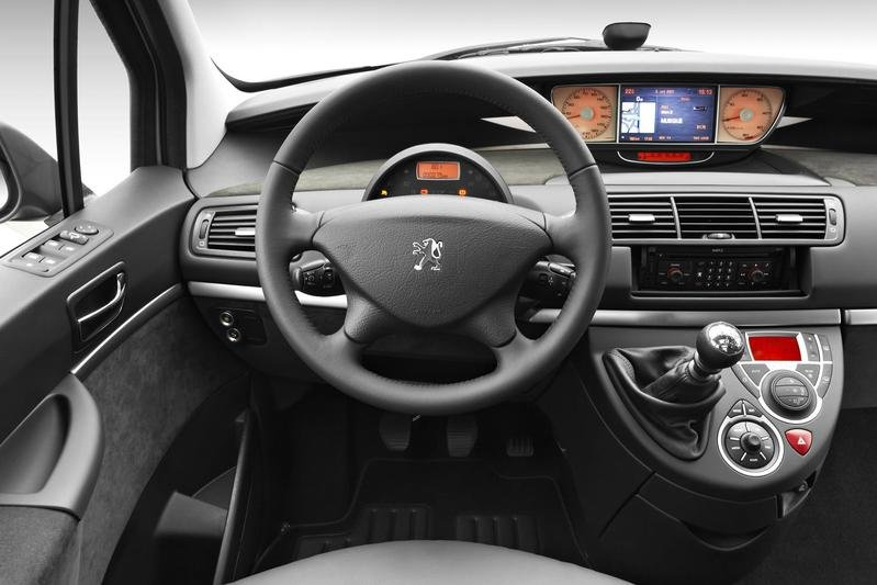 2008 peugeot 807 review top speed for Interior peugeot 807