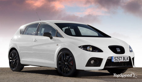 seat leon cupra candy white. When it comes to the haute couture topic of car