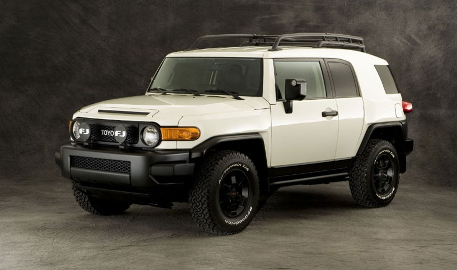 2008 toyota fj cruiser trails team edition review top speed. Black Bedroom Furniture Sets. Home Design Ideas