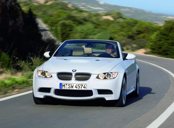2009 BMW M3 Convertible Review  Top Speed